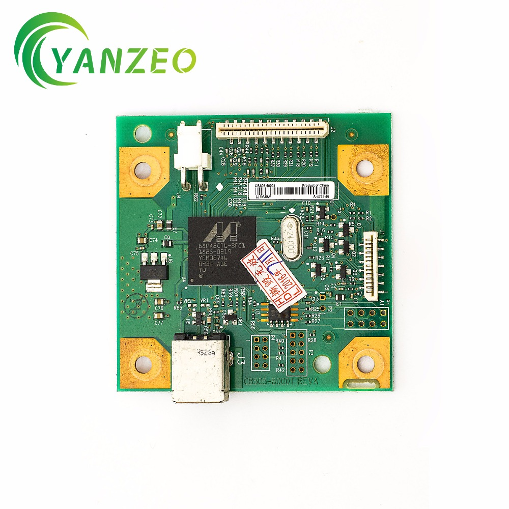 New CB505-60001 for HP Color LaserJet CP1210 CP1215 CP1217 CP1218 Series Formatter Board new i to n3 cb 016