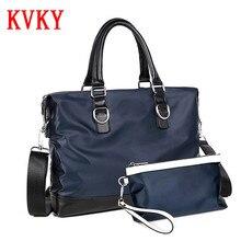 2016 High Quality Men Waterprood Nylon Handbags Man Casual Business Shoulder Messenger Bag Composite Bags Male Laptop Tote Bags