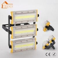 IP66 Waterproof LED Flood Light 50W 100W 150W AC85 265V Outdoor Spotlight LED Projecteur LED Exterieur