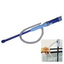 Электрический водяной насос Жидкость передачи газа масла безопасно сифон батарея ручной инструмент M8617