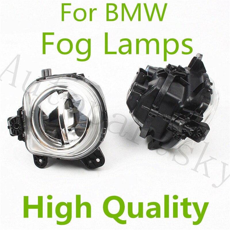 Neue Auto LED Licht Für BMW X5 F15 M F85 2012-2016 Auto-Styling Front LED DRL Nebel licht Nebel Lampe Montage 63177317251 63177317252