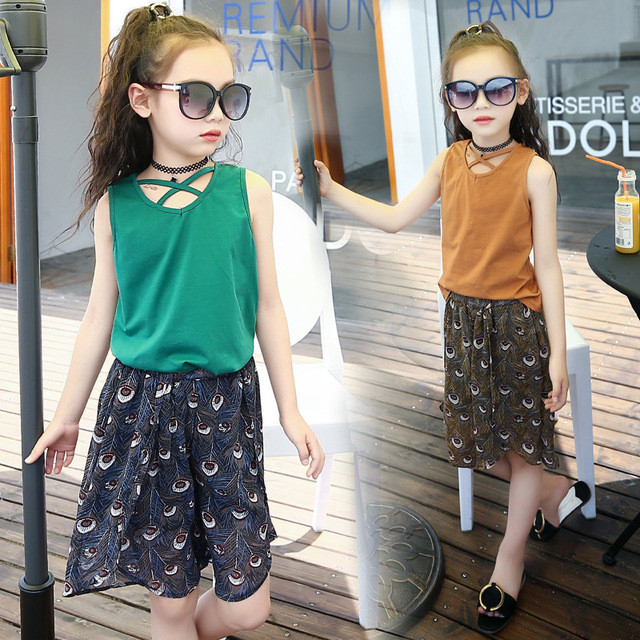 2017-new-summer-models-Korean-version-of-the-two-sets-of-girls-shirt-plus-pants-fashion.jpg_640x640