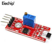 KY-024 Linear Magnetic Hall Switches Speed Counting Sensor Module for Arduino diy Starter Kit KY024 2pcs/lot