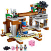 493pcs Reston Fortress MY WORLD Compatible Legoing Minecrafted Figures Building Blocks Bricks Set Educational Toys For