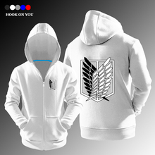 Attack on Titan Shingeki no Kyojin Legion Men Hoodie