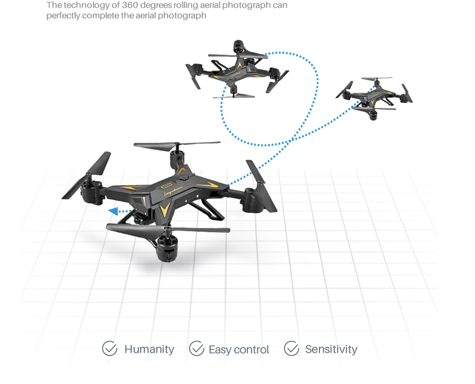 T-Rex RC Helicopter Drone with Camera HD 1080P WIFI FPV RC Drone Professional Foldable Quadrocopter Long Battery Life 9