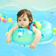 Flotadores inflables del brazo de natación del círculo de la marca niños bebé piscina del anillo accesorios para los niños juguetes agua cuello chaleco flotador del bebé