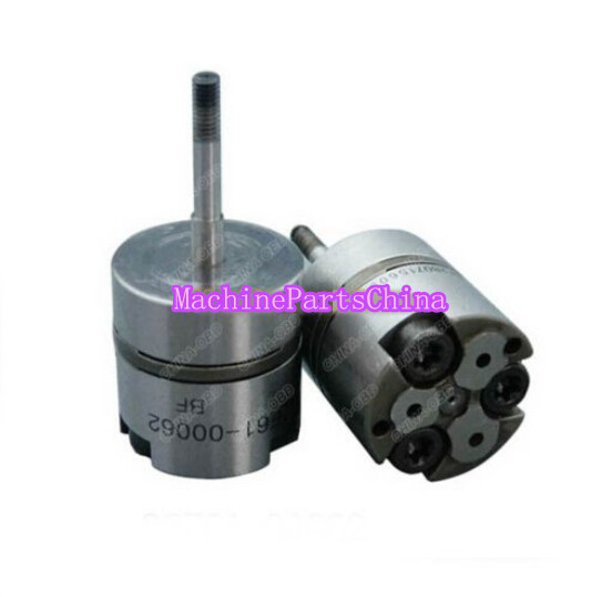 1 Piece Common Rail Diesel Engine Control Valve 32F61-00062 Injector Valve defute original 0445110293 common rail injector assembly built in f00vc01359 valve components dlla150p1666 diesel nozzle