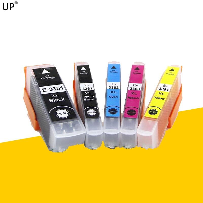33XL T33XL совместимый чернильный картридж для принтера Epson XP-530 XP-630 XP-635 XP-830 XP-640 XP-900 XP-540 XP-645 принтер T3351