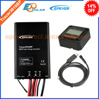 24v charger solar mppt EPEVER power bank controller Tracer3910BP 15A 15amp MT50 meter and USb cable