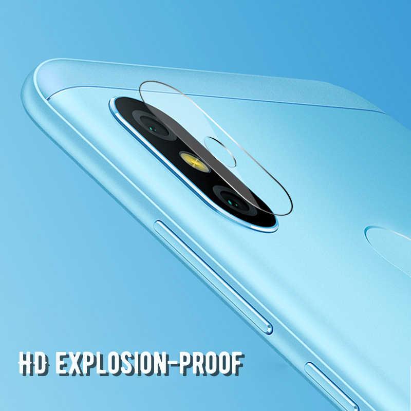 واضح الترا عودة عدسة الكاميرا ل Xiao mi mi 9 6 5X A1 6X A2 mi x 2 2S ماكس 3 Pocophone F1 اللعب لينة فيلم ل Xiao mi mi 8 لايت