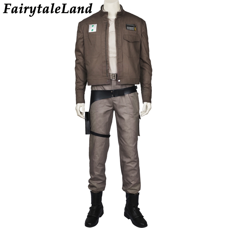 Cassian Andor Cosplay Costume Rogue One A Star Wars Story cosplay Halloween Costumes Cassian Andor outfit superhero costume-in Movie & TV costumes from Novelty & Special Use    2