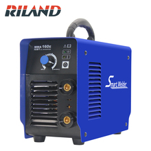 RILAND Smart Welder MMA160E 220V Mini Small Portable Household IGBT ARC MINI Welding Machine