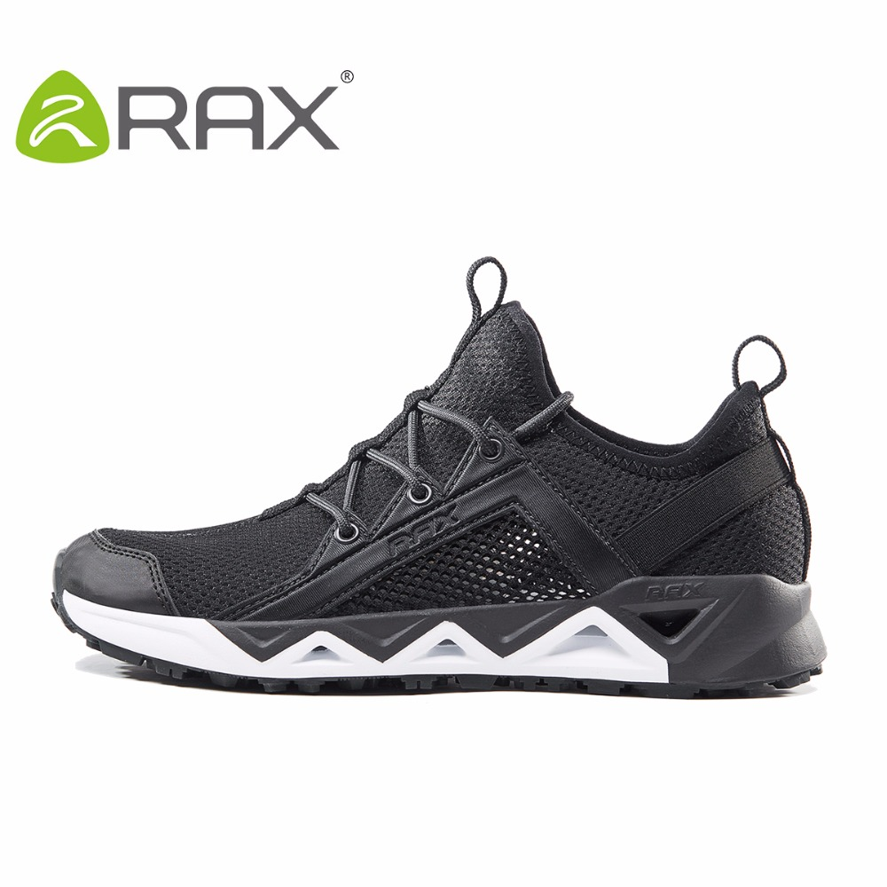 RAX Breathable Trekking Shoes For Men Women Hiking Shoes Men Sneakers Outdoor Hiking Walking Aqua Shoes Summer Sports Sneakers