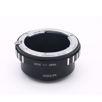 AI G FX Adapter Ring For Nikon AI G Mount Lens To Fujifilm X Mount