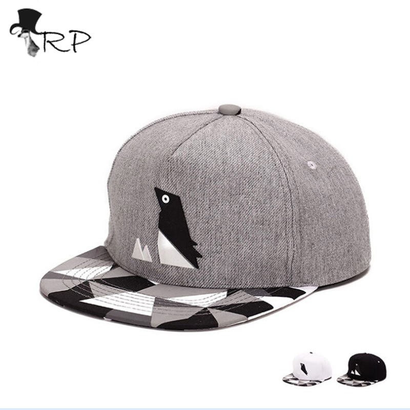 2016 STILL ALIVE Hip Hop Flat Snapback Hats classic mens & women new designer adjustabl cap 3 D Bird hiphop bboy baseball Cap sterkowski harris tweed 8 panel gatsby classic flat cap