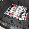 4 Hooks Car Trunk Cargo Net For Audi Q2 Q3 Q5 Q7 A3 A4 B7 B8 B9 S4 A5 A6 A7 A8 Auto Elastic Storage