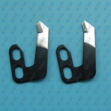 LOWER COUNTER KNIFE #D2406-555-B00 JUKI DDL-555 5550-6 8700-7 9000 UNDERTRIMMER