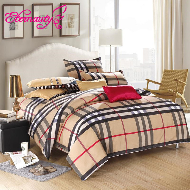 Brand Bedding Sets Linens Adult Queen Size Bedding Sheet Set Bedding Sets Designer Bed Duvet Cover Bedspreads Sabanas