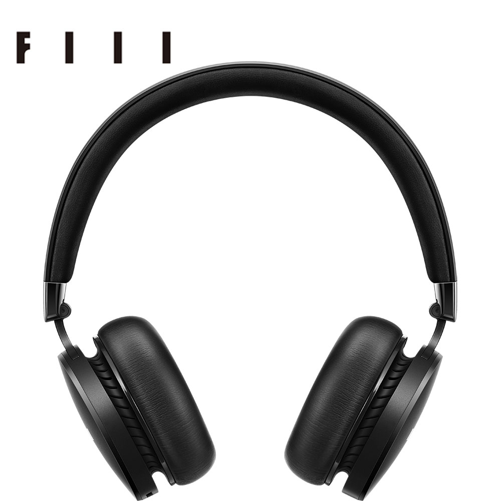 FIIL CANVIIS Headset Wireless Headphones Meteorite Black Intelligent Noise Reduction Intelligent Start and Stop Smart Voice Search Songs Slide Touch (1)