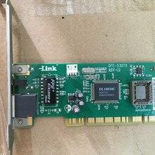 DFE-530TX REV-C2 10/100 Мбит/с pci сетевой карты Испытанная деятельность