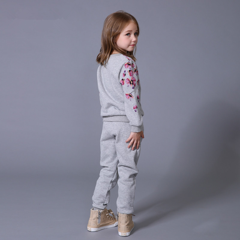 V-TREE-Spring-autumn-girls-clothing-set-floral-kids-suit-set-casual-two-piece-sport-suit-for-girl-tracksuit-children-clothing-2