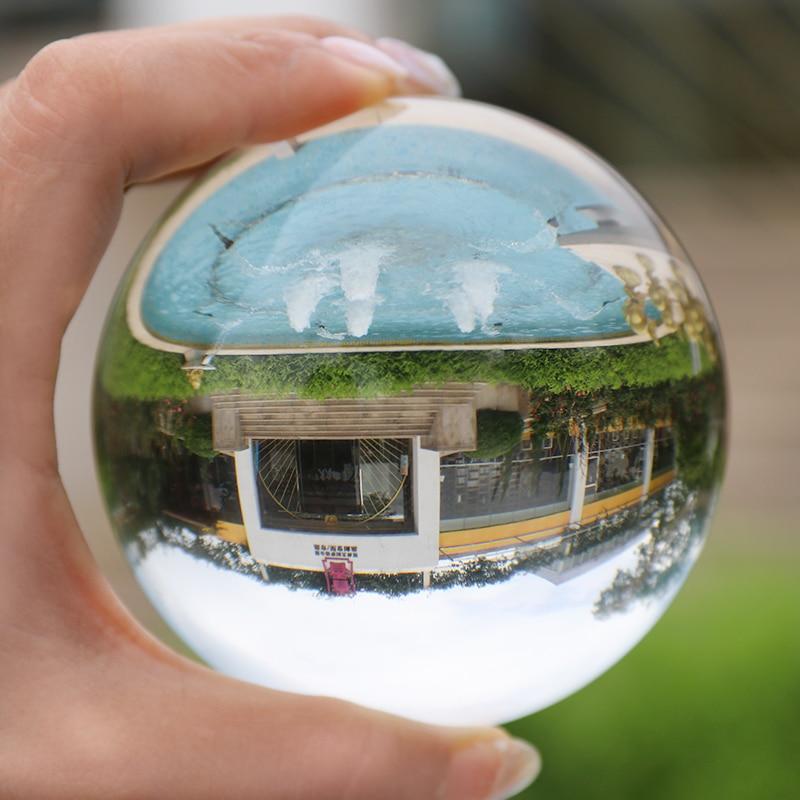 Crystal Healing Glass Ball Sphere 19
