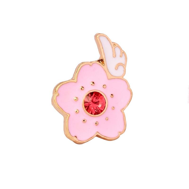 Pinback Buttons Badges Pins Macaron Pink Hamburger Lapel Pin Brooch Clip Trendy Accessory Jacket T-Shirt Bag Hat Shoe