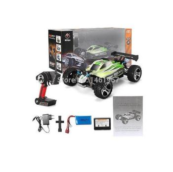 wltoys A959-B remote radio control electronics rc car 1/18 2.4G shockproof Rubber plastic wheels buggy Highspeed Off-Road 4wd