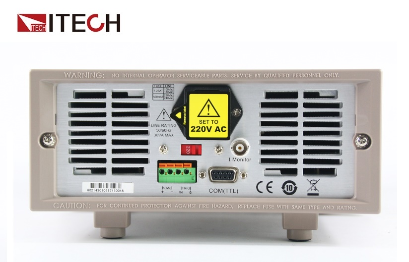 Image 5 - ITECH IT8512A+ DC Electronic Load  150V/30A/300W    -