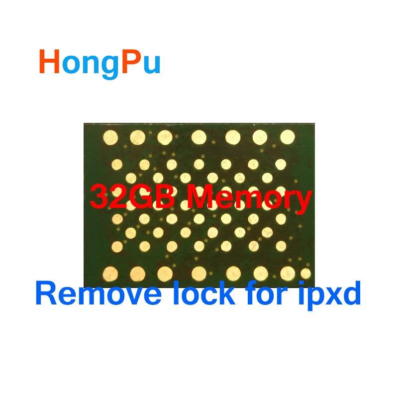 32 ГБ для iPad 2 3 4 мини 1 жесткий диск чип флэш-памяти NAND HDD запрограммирован с удалить разблокировать <font><b>iCloud</b></font> серийный номер