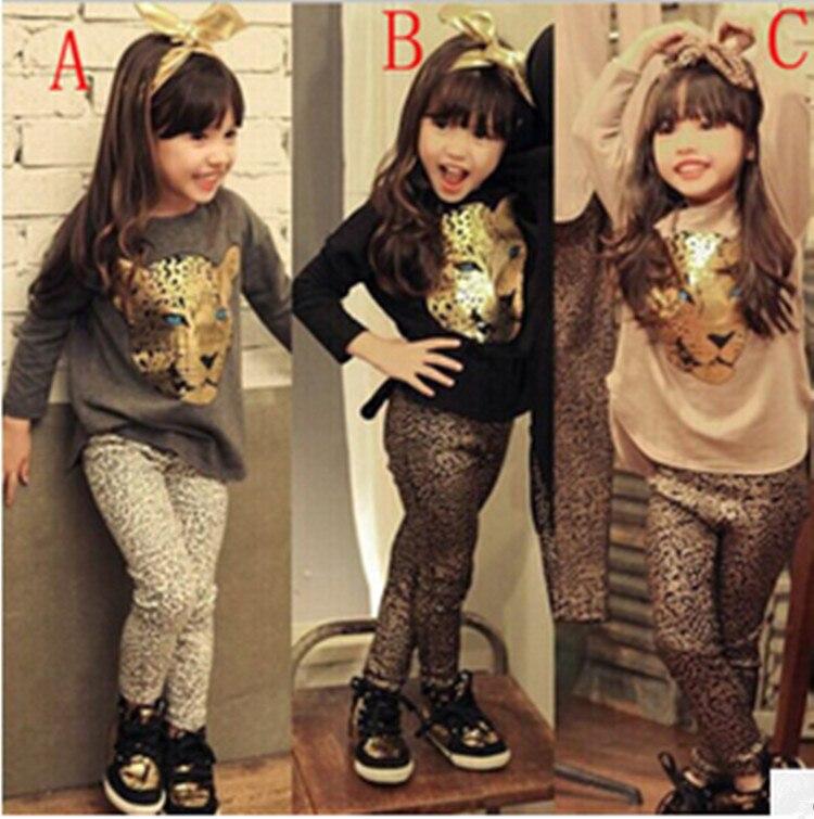 Neue Mädchen Kleidung Kinder Kleidung Sets Baby Mädchen Mode - Kinderkleidung - Foto 1