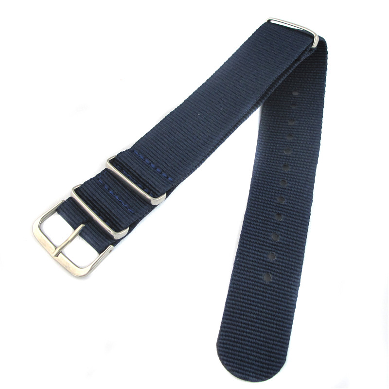 Watch Strap Nylon Colorful band for wristwatch