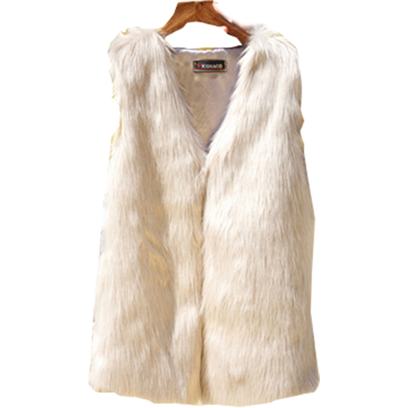2021 colete de pele do falso modelos femininos popular europa e estados unidos sólido cor com decote em v roupas femininas mex vestidos bcd1507100
