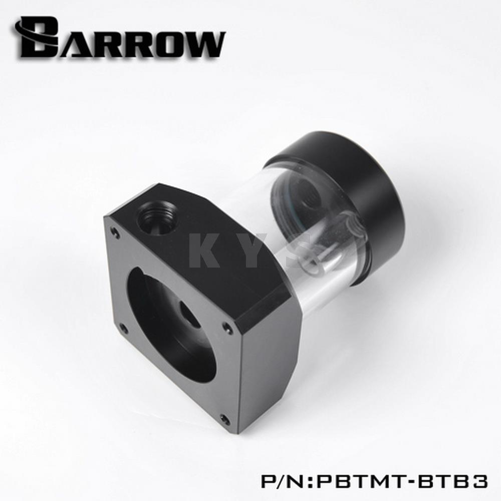 Barrow PBTMT-BTB3 Mini DDC Pump Integration Reservoir Mod Kit barrow pmma ddc pump integration reservoir mod kit pbtt ytw3080 top cover