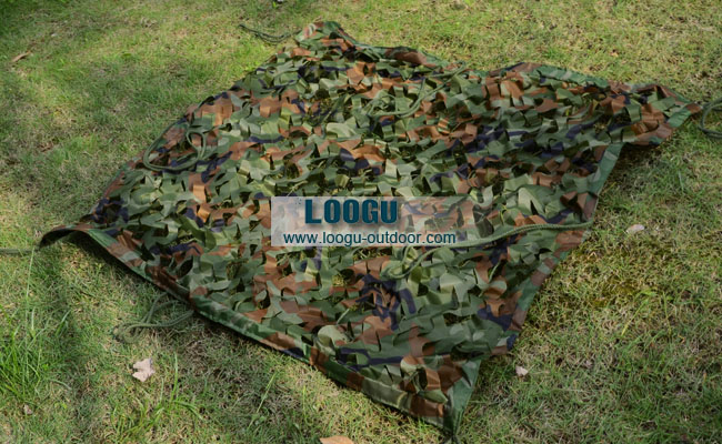 VILEAD 3M x 6M (10FT x 19.5FT) Woodland Digital Camo Netting Military Army Camouflage Net Sun Shelter for Hunting Camping Tent
