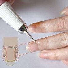 Твердосплавные насадки для удаления кутикулы, сверло для ногтей, фреза для дизайна ногтей, электрический аппарат для маникюра, инструменты для педикюра