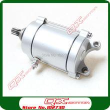купить Zongshen loncin Shineray lifan CG250 Air Cooled Cooling Engine 11T Electric Starter Motor for ATV Quad motorcycle  по цене 4722.01 рублей