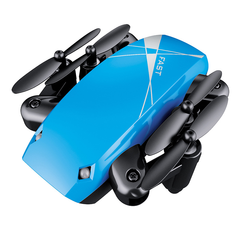 S9HW Mini Drone With Camera HD S9 No Camera Foldable RC Quadcopter Altitude Hold Helicopter WiFi FPV Micro Pocket Drone Aircraft 8