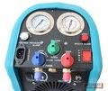 Máquina de recuperação de refrigerante do ar condicionado, Compressor de refrigerante máquina de carregamento, manual de operação da unidade de recuperação de refrigerante
