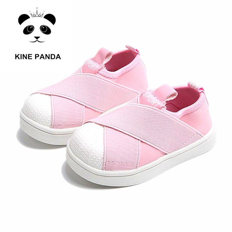aa1fd977cb661 KINE PANDA enfant en bas âge 1 2 3 4 5 ans bébé fille garçon chaussures de  Sport petits enfants chaussures garçons filles espadrilles décontractées  doux ...