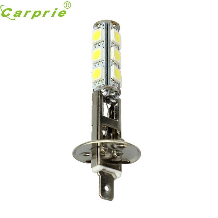 CARPRIE سوبر هبوط السفينة 2x سيارة H1 13 SMD 5050 LED الأبيض رئيس الضباب المصباح الكهربائي ضوء المصباح الكهربي 12 فولت mar28 p30