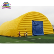 Water Proof PVC Giant Ourdoor Inflatable Event Tent, Portable Inflatable Camping Tent for Sale