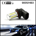 2 UNIDS 9005 9145 HB3 Blanco 7000 k DRL Daytime Running Light Bulbs 33 Chips de Led Proyector