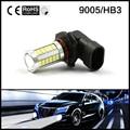 2PCS 9005 9145 HB3 White 7000k DRL Daytime Running Light Bulbs 33Chips Led Projector