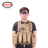 camouflage outdoor cs Jungle Equipment combat tactical vest,army waistcoat hunting vests