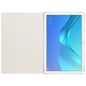 Image 5 - Huawei 社オリジナルスマートタブレットケースのための huawei 社 M5 プロ M5 8.4 10.8 インチの住宅スリープ機能インテリジェントタブレットケース