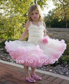 Promotion Free shipping wholesale infant pettiskirt birthday tutu skirt