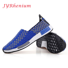 JYRhenium New Typical Style Men Running Shoes Outdoor Walking Jogging Sneakers Mesh Athletic Shoes soft Fast Free Shipping