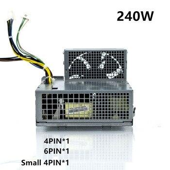 240W PSU Power for 6000 6200 6300 SFF 8000 8100 8200 503376-001 508152-001 611481-001 613762-001 503375-001 508151-001 PC9058 фото